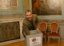 Aktion Leimen-liefert Gewinner-Ziehung – Oberbürgermeister Reinwald war Glücksfee