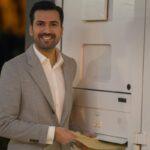 Sandhausen, 5 Uhr morgens: Hakan Günes gibt seine Bürgermeister-Bewerbung ab