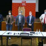 SPD Sandhausen unterstützt Timo Wangler im Bürgermeister-Wahlkampf