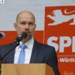 SPD Sandhausen unterstützt Timo Wangler im Bürgermeisterwahlkampf