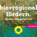 Online-Veranstaltung bio+regional fördern - </br>Mit Sahin Karaaslan und Dirk Agena