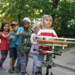 Kindergärten Pusteblume der Lebenshilfe Heidelberg feiern 25 Jahre Integration