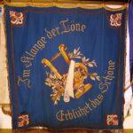 125 Jahre Liedertafel Leimen  –  Zeitsplitter: Unsere Vereinsfahne