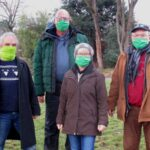Hauptversammlung des Grünen Ortsverbandes Leimen - Bisheriger Vorstand bestätigt