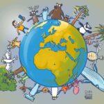 Gemeinsam für Erhalt der Artenvielfalt - #UnitedforBiodiversity – Der Zoo macht mit!