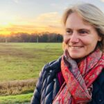 CDU-Kandidatin Christiane Staab in Sandhausen am Freitag persönlich treffen