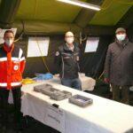 Leimener Corona Schnelltestzentrum ab heute in Betrieb - Kostenloser Test für jeden