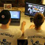Spiel und Spaß im Neptun Schwimmklub beim Online Spieleabend