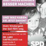 Wahlwerbung 2021 - Bundestagswahl