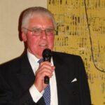 Schwimm-Klub Neptun gratuliert dem Ehrenvorsitzenden Siegfried Schwarz zum 80.