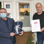 """Leimen-aktiv-""""Finanzminister"""" Harald Schmitt wurde 65"""
