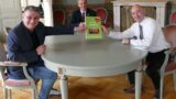 Jeff Bezos im Leimener Rathaus: </br>Kommt Amazon-Europa-HQ nach HD/Leimen?