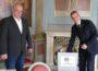Leimen liefert: März -Ziehung – OB Reinwald und Harald Schmitt waren Glücksfeen