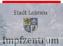 Mobile Impfteams des Rhein-Neckar-Kreises impfen Leimener Senioren in der Aegidiushalle
