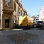 Leimener Turmgasse zwischen Rathausstraße und Hessengasse dauerhaft gesperrt