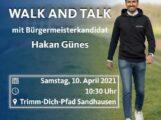 Walk and Talk mit Hakan Günes – Samstag am Trimm-Dich-Pfad