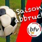 Badischer Fussballverband beschließt Saisonabbruch