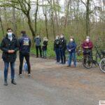 Walk and Talk: Zu Fuß durch Sandhausen mit Bürgermeisterkandidat Hakan Günes