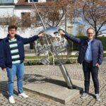 Für ein Schuljahr in die USA - </br>MdB Jens Brandenburg vergibt Stipendium