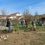 Leimener Gemeinschaftsgarten startet in die erste Gartensaison