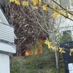 Großeinsatz von Feuerwehr und Rettungskräften bei Brand in Lingental