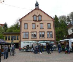 Freitags ist Markt in Gauangelloch – </br>Auftakt letzte Woche wurde gut angenommen