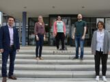 Neue Mitarbeiter in der Gemeinde Nußloch