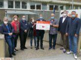 Leimen Aktiv im BdS spendet 1.500 € vom Rock-in-den-Mai Konzert an die Tafel
