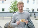 Fast perfekte Sandhäuser Wahlprognosen: Philipp Eastman gewinnt sehr knapp