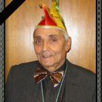 Die Frösche trauern um Ihren Ehrensenator Bruno Sauerzapf