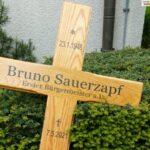 Schwimmklub Neptun Leimen trauert um Bruno Sauerzapf.