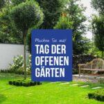 Tag der offenen Gärten in Leimen am 13. Juni - Jetzt den Garten schön machen