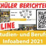 Studien- und Berufsinfoabend am Fr.-Ebert-Gymnasium – 2021 erstmals online