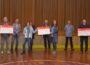 Nußlocher Selbständige spenden 4.375€ an karitative Einrichtungen