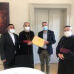 Genehmigt: Aramäische Gemeinde baut Syrisch-Orthodoxe Kirche in Leimen