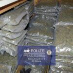 Regionaler Drogenhändler-Ring zerschlagen - Fast 300 kg Drogen beschlagnahmt
