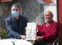 BdS Leimen Gründungsmitglied Helmut Weber zum 85. Geburtstag