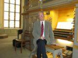 Peter Sigmann spielt Sonntag wieder die Orgel in der St. Ilgener Dreifaltigkeitskirche