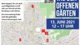 Tag der offenen Gärten in Leimen am kommenden Sonntag, den 13. Juni