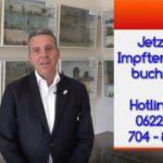 Corona Impfung in Leimen: Jetzt Termin über Rathaus-Hotline 704-890 buchen