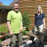 Tag der offenen Gärten in Leimen – Eine sehr erfolgreiche, gut besuchte Aktion