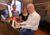 Wiedersehen nach langer Zeit mit dem Organisten Peter Sigmann