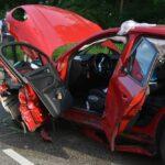 St. Ilgen: Frontalzusammenstoß fordert zwei Verletzte und hohen Sachschaden