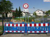 Geh- und Radwege an K4155 zwischen Leimen und St. Ilgen weiterhin gesperrt