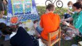 Leimener Jubiläums-Pyramiden frisch renoviert Erinnerung an 50. BaWü-Gründungstag