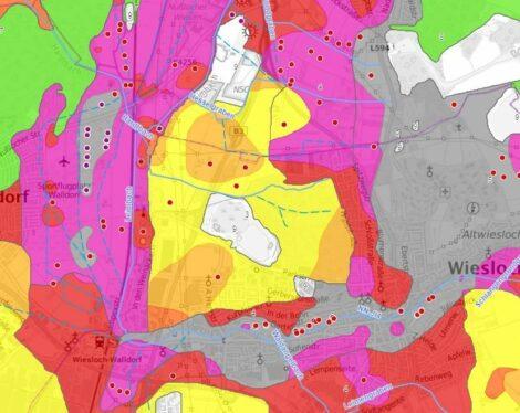 Schädliches Erbe im Boden: Neue Schadstoff-Karten nach umfangreicher Auswertung