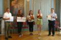 Ehrung im Rathaus: Irina Schäfer und Antonina Kirgizova retteten 10-Jährigem das Leben