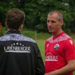 Erster SVS-Test am Samstag gegen den FC Würzburger Kickers