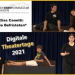 """FEG Sandhausen mit """"Die Befristeten"""" bei den digitalen Theatertagen 2021"""""""
