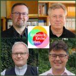 Kath. Kirche: Aus sieben Kirchengemeinden im Dekanat Wiesloch werden zwei Pfarreien